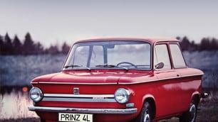 NSU Prinz - un piccola di successo