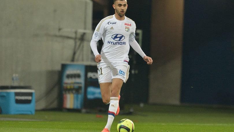 Ghezzal junior, otto gol e otto assist: ecco l'esterno che può svincolarsi dal Lione