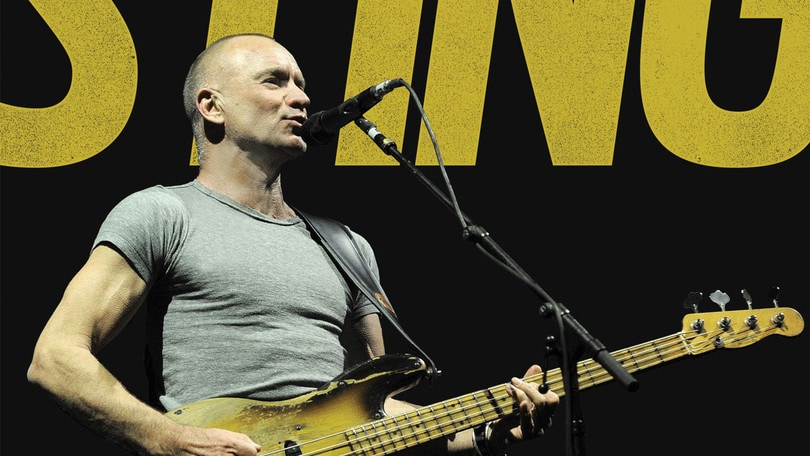 Back to Bass Tour, Sting fa tappa a Roma