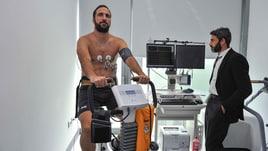 Juventus, Higuain sbarca allo J-Medical per le visite mediche