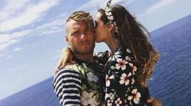 Alla scoperta di Immobile: Ciro e Jessica, da Formentera alla Lazio. «Benvenuti»