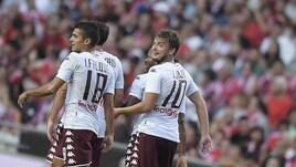 Benfica-Torino, prima magia di Ljajic con la maglia granata