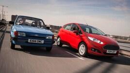 Ford Fiesta, 40 anni di successi e l'obiettivo 20 milioni di auto
