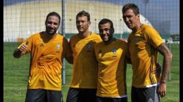"""Juventus, ecco """"i fantastici quattro"""" a Vinovo"""