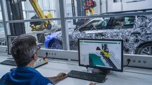 BMW nuova Serie 5: foto