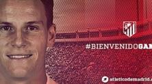 Calciomercato Liga, ufficiale: Gameiro all'Atletico Madrid
