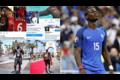 Calciomercato, Pogba si diverte sui social e firma maglia United