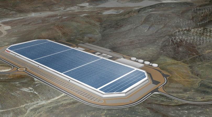 Tesla, svelata la Gigafactory da 5 miliardi