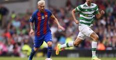 International Champions Cup, il Barcellona di Messi e Luis Suarez supera il Celtic