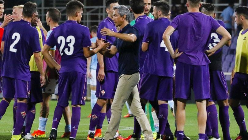 Serie A, Fiorentina ko 1-0 con il Celta Vigo: decideBongonda su assist di Roncaglia