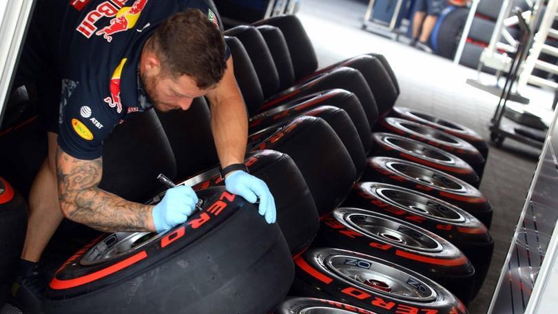 F1, Gp Giappone: Pirelli svela scelte gomme