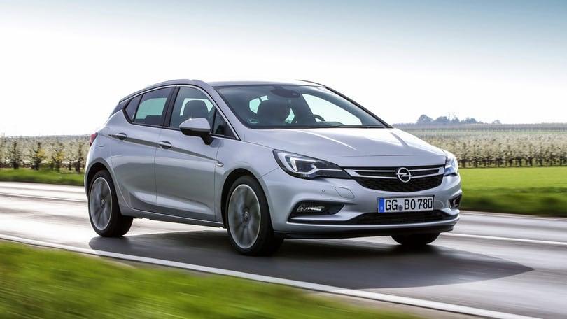 Opel pubblica i dati dei consumi reali dell'Astra