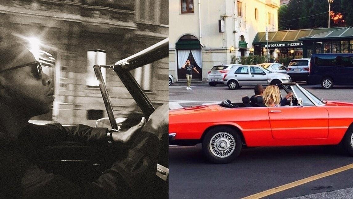 Beyoncé e Jay-Z, Dolce vita col Duetto