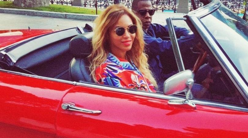 Beyoncé e Jay-Z, vacanze italiane col Duetto