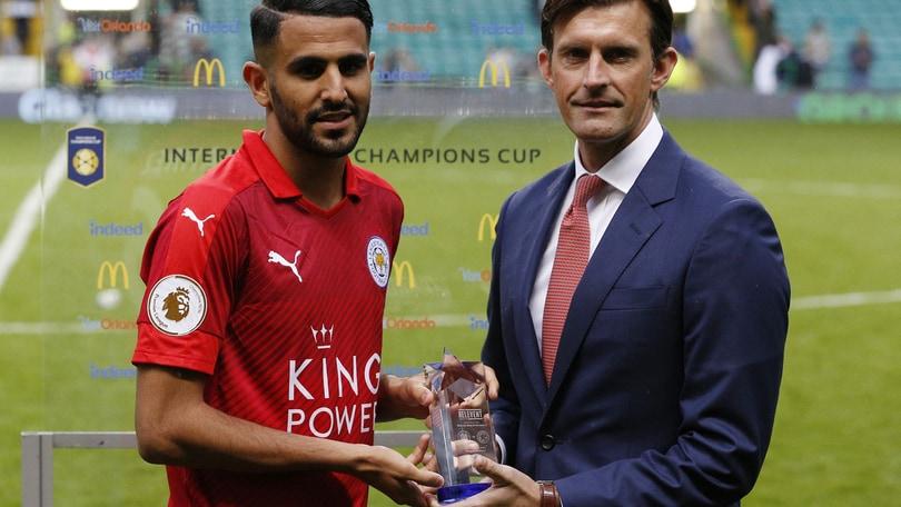 Leicester, Ranieri preoccupato: «Mahrez distratto da voci mercato»
