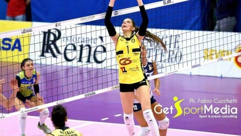 Volley: A2 Femminile, Cisterna affida la regia a Bacciottini