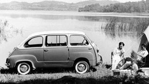 Fiat 600 Multipla - Monovolume ante litteram