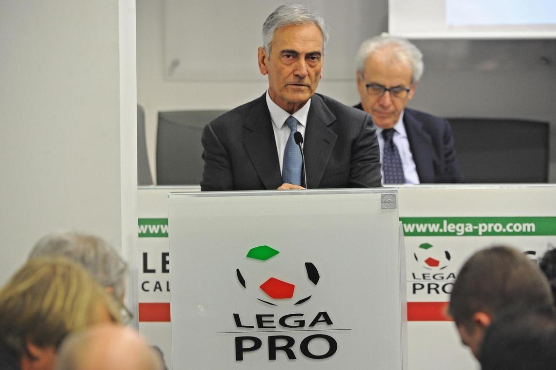 Lega Pro, confermato Gravina presidente