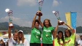 Beach Volley: Kinderiadi, vincono Marche e Abruzzo
