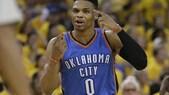 Westbrook giura fedeltà ai Thunder