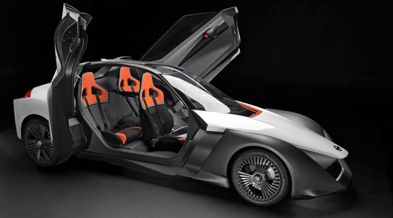 Rio 2016, debutta Nissan BladeGlider la supercar elettrica