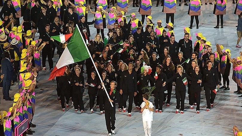Rio2016: La festa del Maracana' apre i XXXI Giochi olimpici