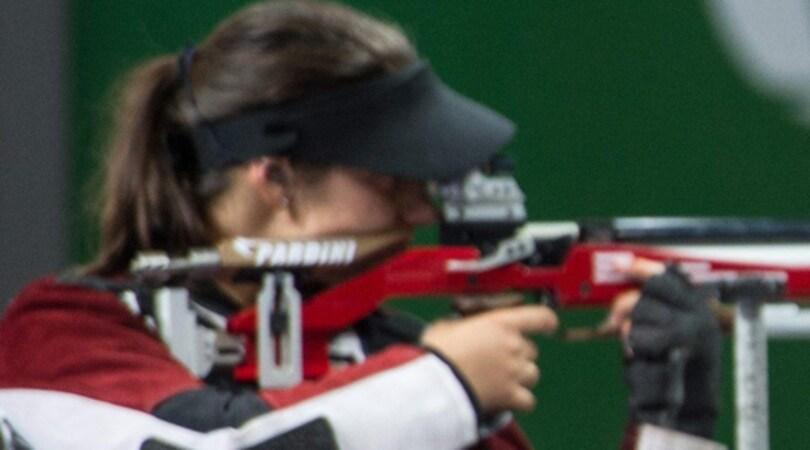 Rio 2016, carabina 10 metri donne: Zublasing fuori dalla finale