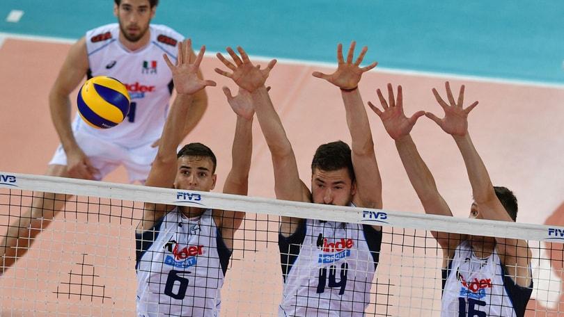 Olimpiadi, Volley azzurro: l'oro a 5,75