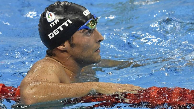Nuoto: Detti, è una notte da podio