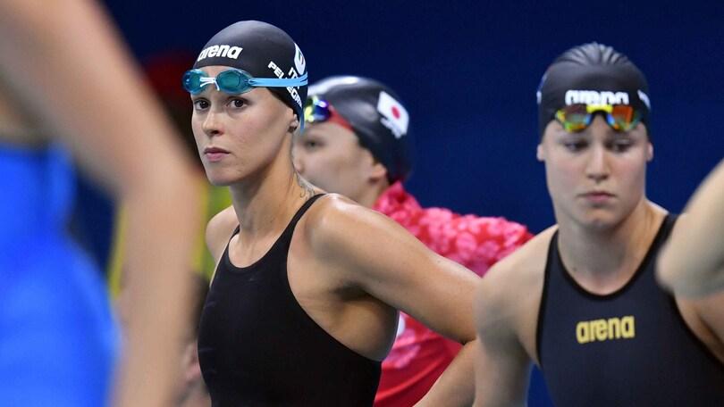 Olimpiadi nuoto: 4 x100 sl femminile, Italia sesta. Australia da record