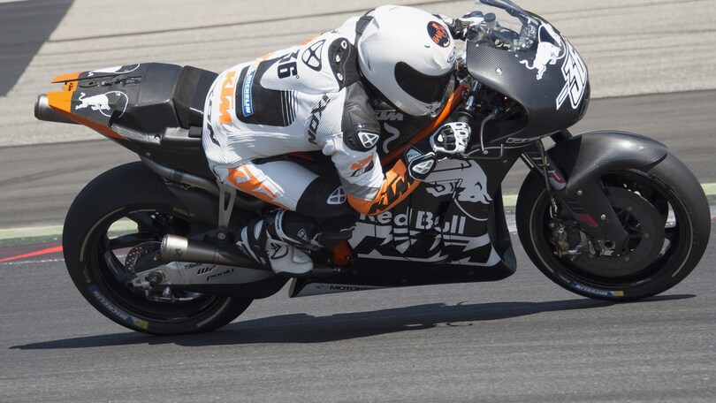 MotoGp, KTM: in Austria primi giri dimostrativi