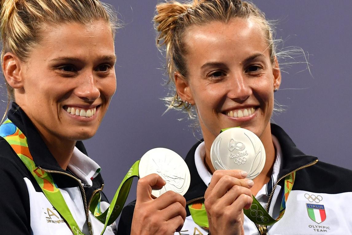 Rio 2016: Cagnotto-Dallapè splendido argento, le immagini dei tuffi