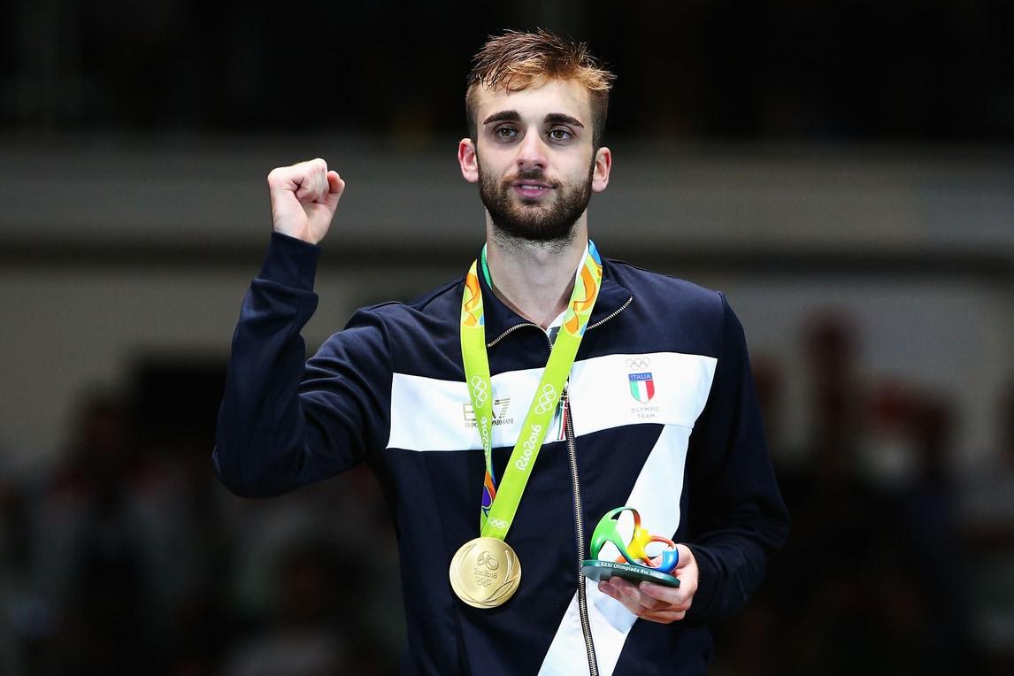 Rio 2016: Scherma Fioretto, Daniele Garozzo è d'oro!
