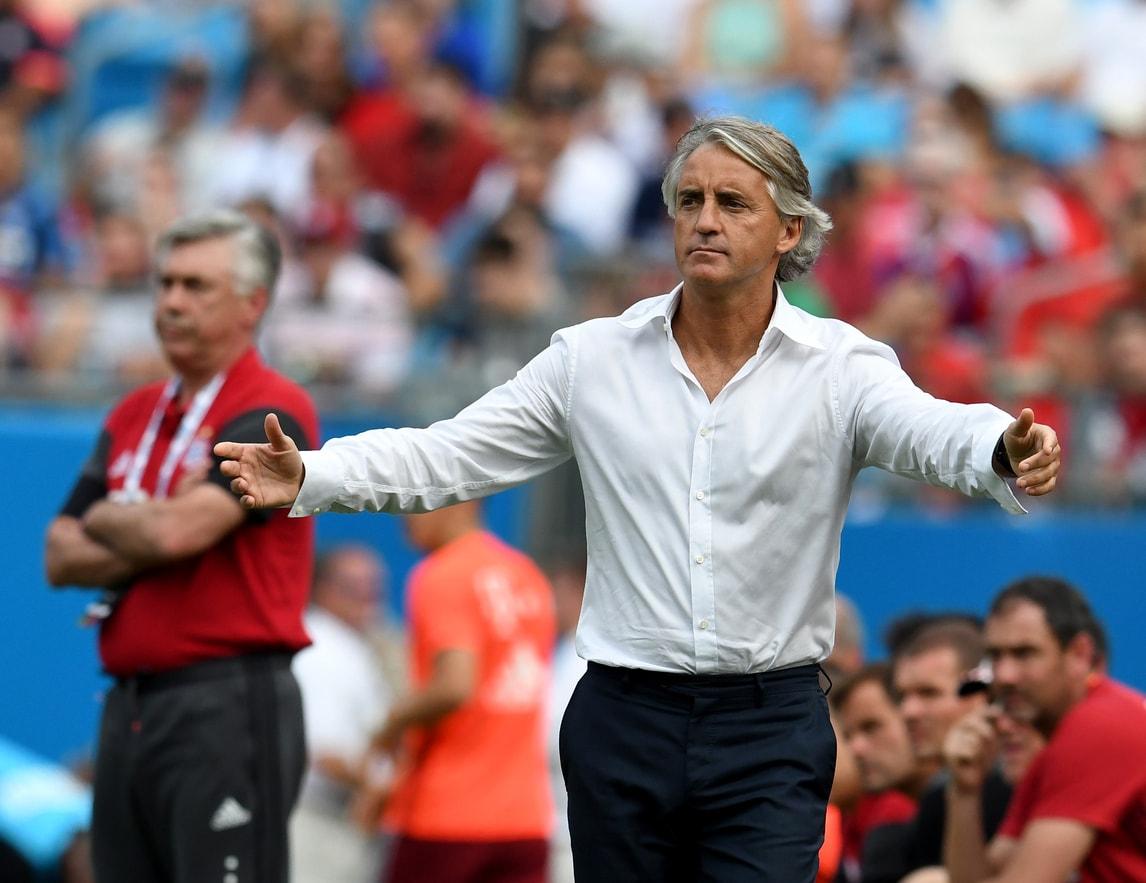 La stampa britannica: «Mancini a Wembley per vedere l'Inghilterra»