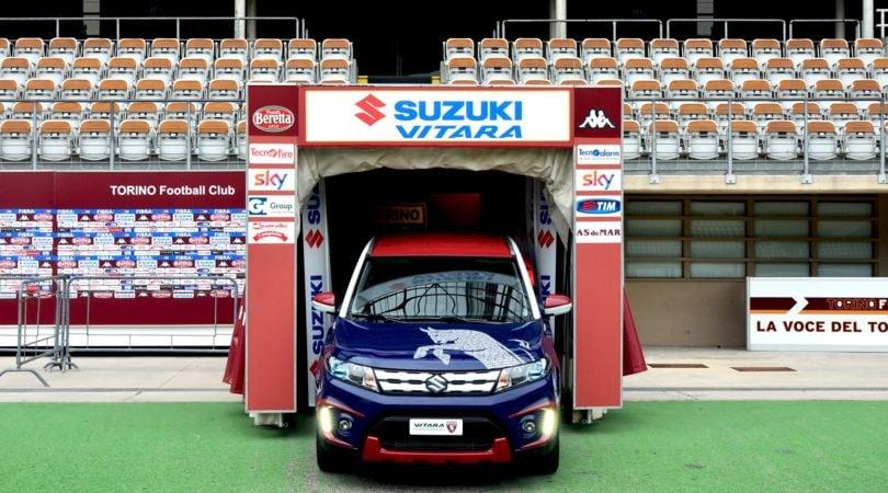 Suzuki rinnova l'accordo col Toro per la prossima stagione