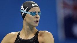 Olimpiadi, nuoto: Pellegrini, impresa d'oro a quota 5,00