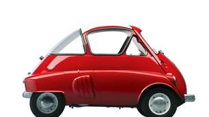 Iso Isetta - la microcar del futuro