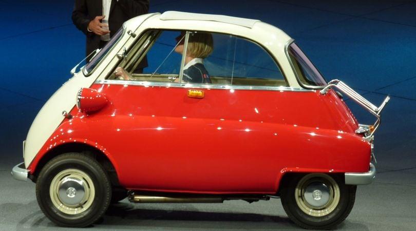 In-dimenticabili - Iso Isetta la microcar di BMW