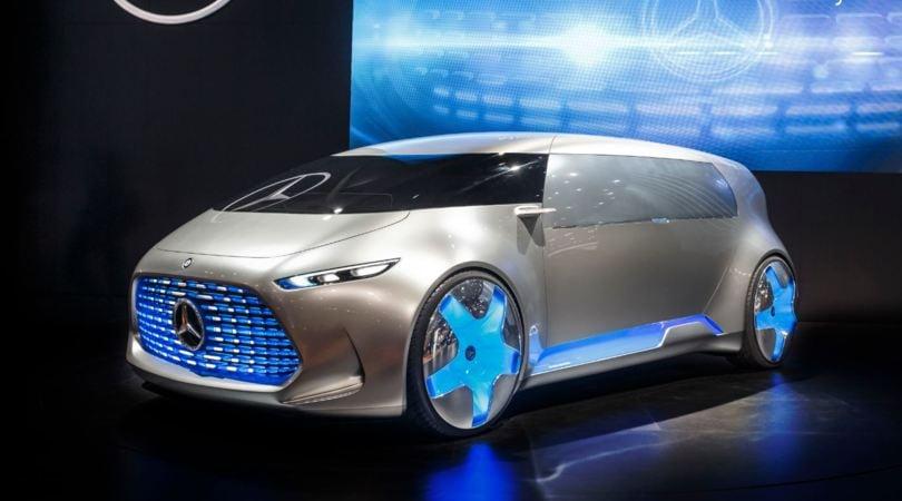 Mercedes pronta a lanciare un'intera gamma di elettriche