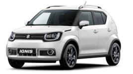 Nuova Suzuki Ignis, sfida alla Panda Cross