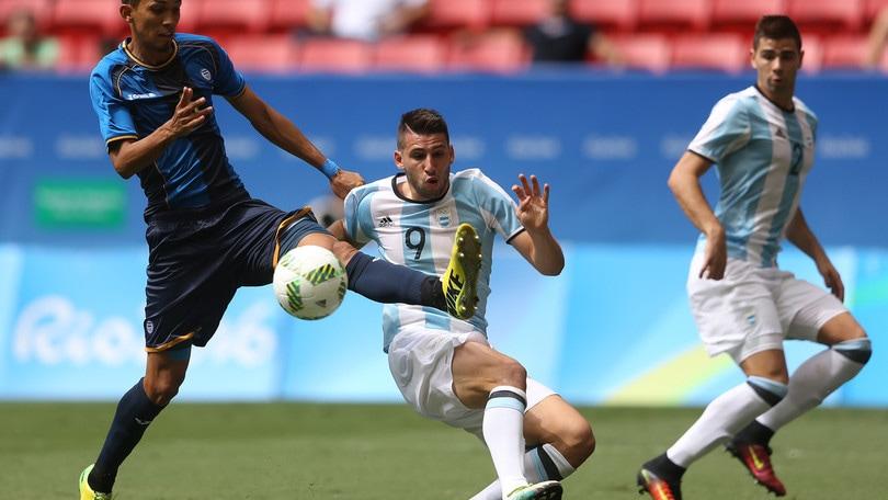 Rio 2016 Calcio, fuori l'Argentina!
