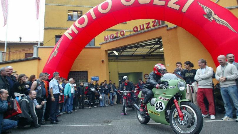 Moto Guzzi Open House 2016, il grande raduno a Mandello del Lario