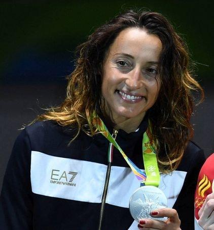 Rio2016: Scherma. Mogherini