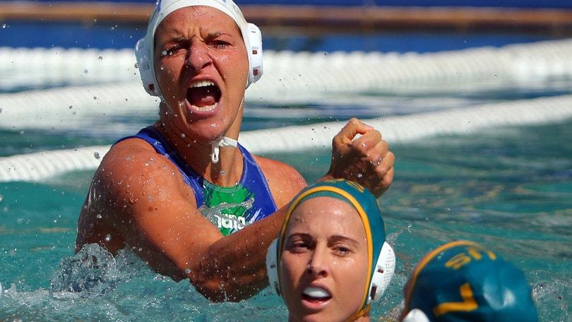 Olimpiadi pallanuoto, Setterosa vince ancora: battuta l'Australia