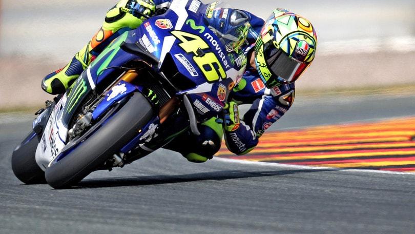 MotoGp, a Misano duello sul filo tra Rossi e Marquez