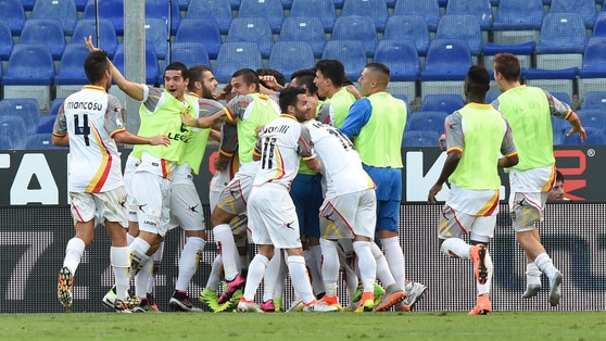 Lega Pro Lecce, Giosa: «Dobbiamo continuare a crescere»