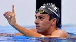 Olimpiadi, nuoto: Paltrinieri da oro per i bookmaker