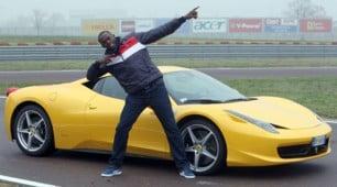 Usain Bolt, il ragazzo d'oro che ama le supercar: foto