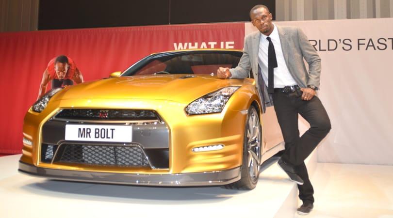 Bolt, il fulmine d'Oro che ama le supercar
