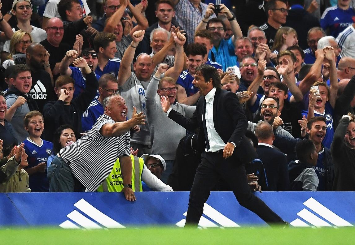 Chelsea-West Ham, la partita di Conte: a Stamford Bridge è già idolo